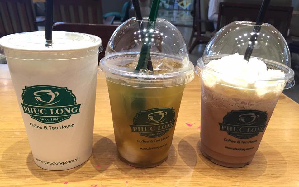 Phúc Long Coffee & Tea - SC VivoCity
