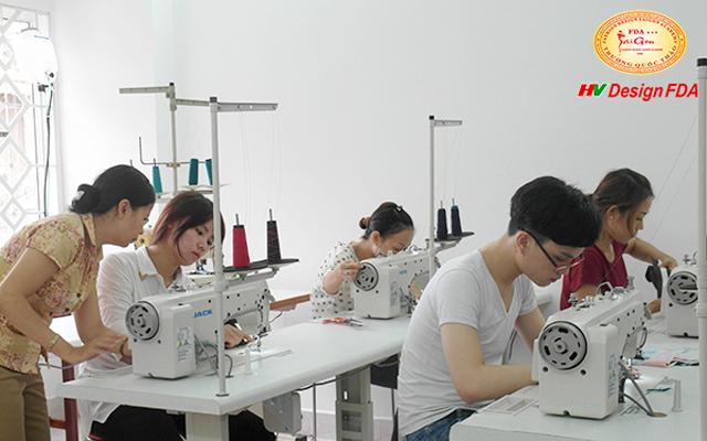 Học Viện FDA Sài Gòn - Nhất Chi Mai
