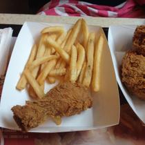 Texas Chicken - Mesa Plaza