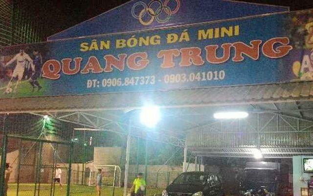 Sân Bóng Đá Mini Quang Trung - Tân Chánh Hiệp 35 ở TP. HCM
