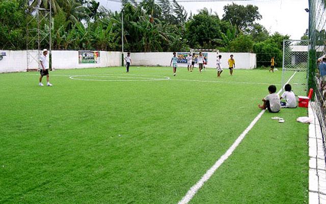 Sân Bóng Mini Đại Học FPT - Công Viên Phần Mềm Quang Trung ở TP. HCM