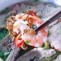 Tiệm Mì Hòa Ký - Trần Văn Đang