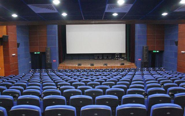 Rạp Kim Đồng - Hàng Bài ở Hà Nội