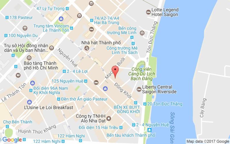 Bản đồ - Moo Beef Steak - Đồng Khởi