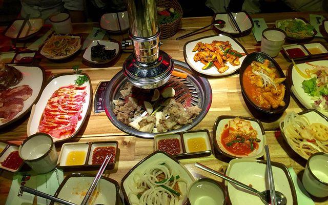 Gogi House - Quán Nướng Hàn Quốc - Vincom Center