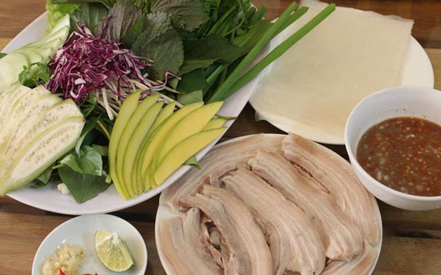 Bánh Tráng Thịt Heo Hương Đại Lộc - Đặng Dung ở Đà Nẵng