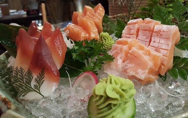 Yen Sushi - Buffet sushi ngon ở Sài gòn
