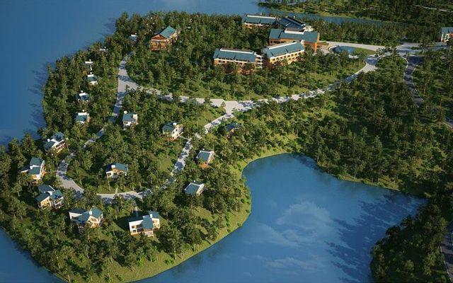 Terracotta Resort - Trúc Lâm Yên Tử ở Lâm Đồng