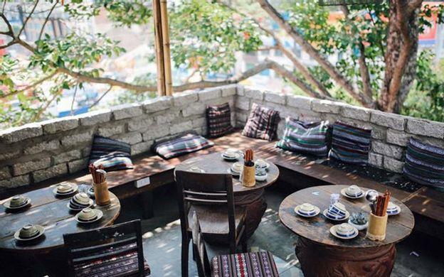 Lầu 5, Rooftop 36 Lê Lợi, P. Bến Nghé Quận 1 TP. HCM
