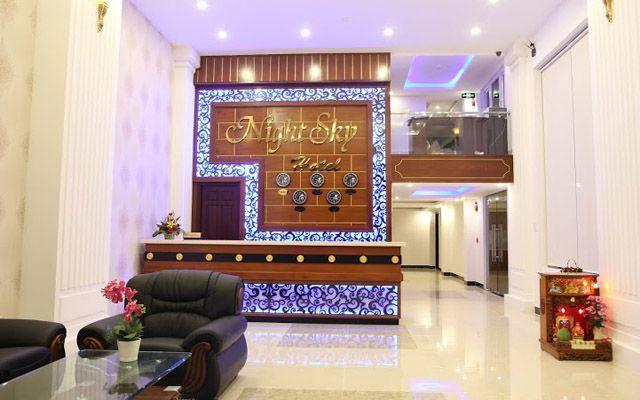Night Sky Hotel - Xuân Diệu ở Đà Nẵng