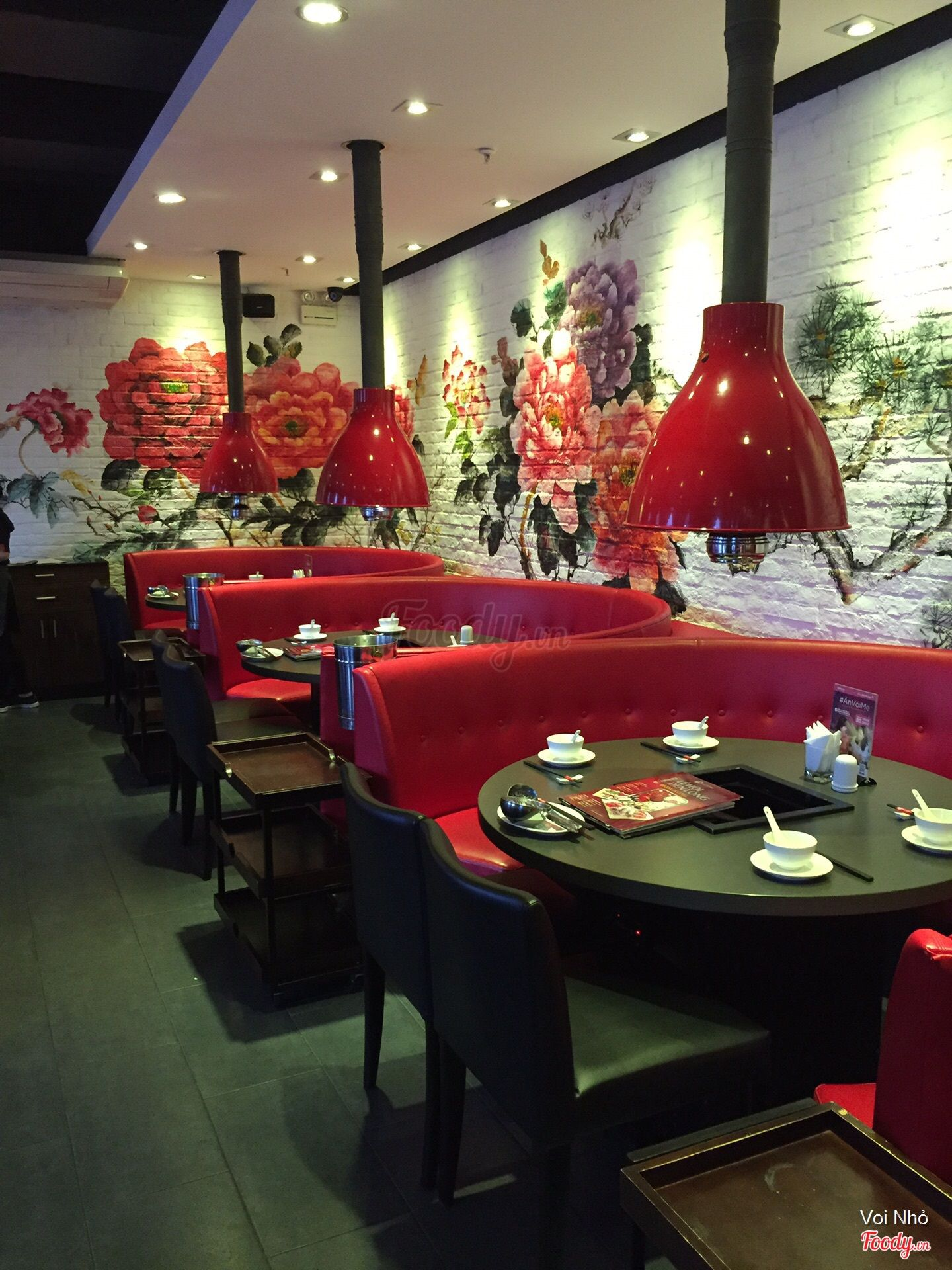 Nhà hàng Hồng Kông - Hutong