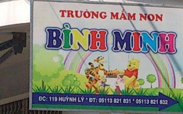 Mầm Non Bình Minh - Huỳnh Lý ở Đà Nẵng