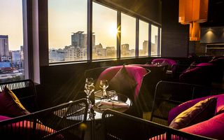 Bamboo Chic Restaurant & Bar - Le Meridien