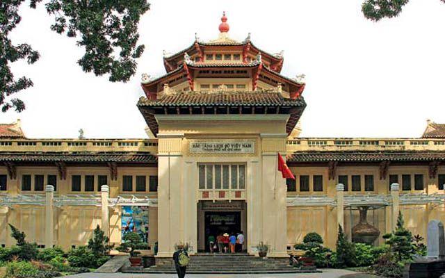 Bảo Tàng Lịch Sử Việt Nam - Nguyễn Bỉnh Khiêm