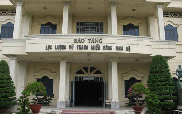 Bảo Tàng Lực Lượng Vũ Trang Miền Đông Nam Bộ - Hoàng Văn Thụ