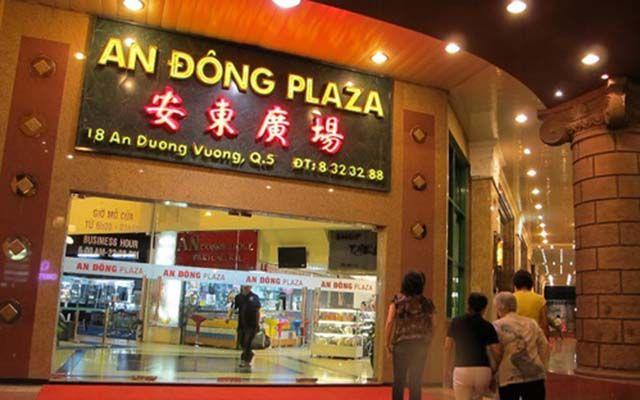 An Đông Plaza Shopping Center ở TP. HCM