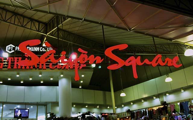Sài Gòn Square Shopping Center ở TP. HCM