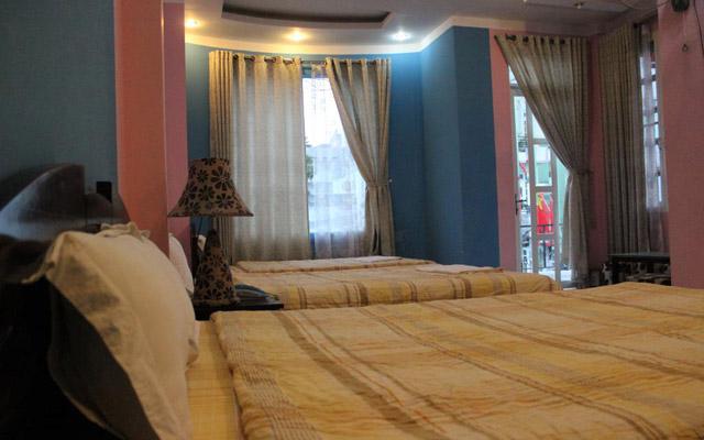 Uyên Vy Hotel - Phạm Ngũ Lão ở Lâm Đồng