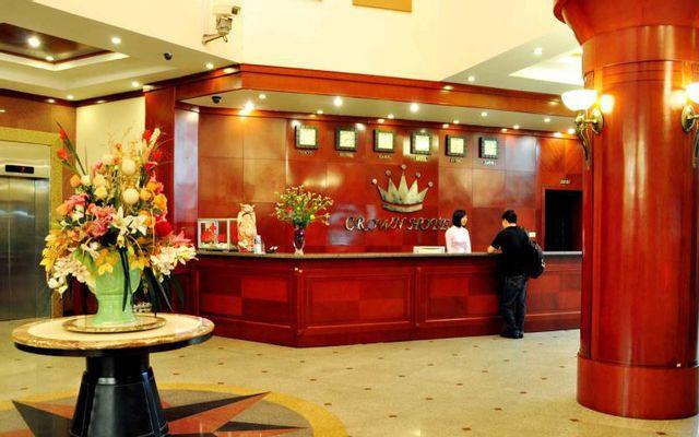 Crown Hotel - KĐT Đông Hùng Thắng ở Quảng Ninh