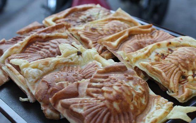 Bánh Cá Taiyaki Sóc Nâu - Hoàng Diệu ở Đà Nẵng