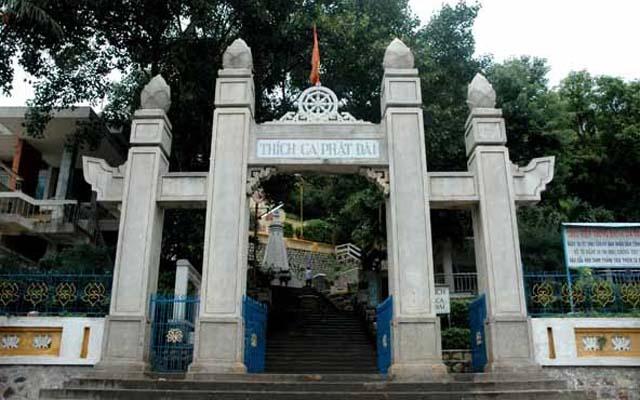 Thích Ca Phật Đài - Trần Phú ở Vũng Tàu