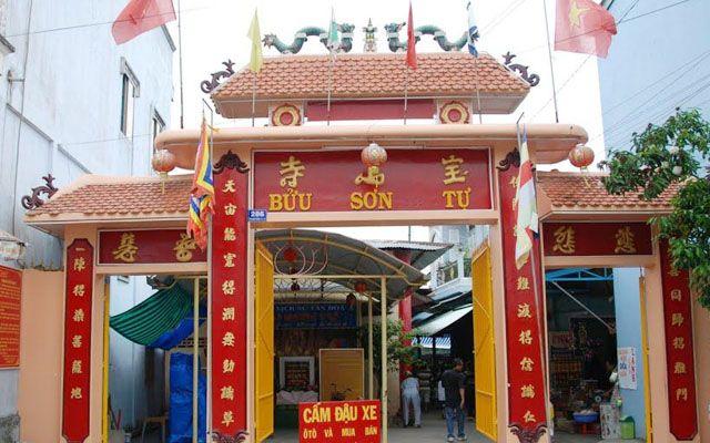 Bửu Sơn Tự - Tôn Đức Thắng ở Sóc Trăng