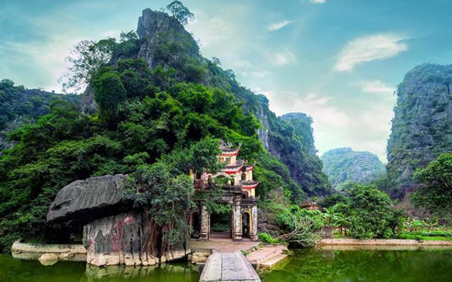 Chùa Bích Động - Ninh Bình ở Ninh Bình