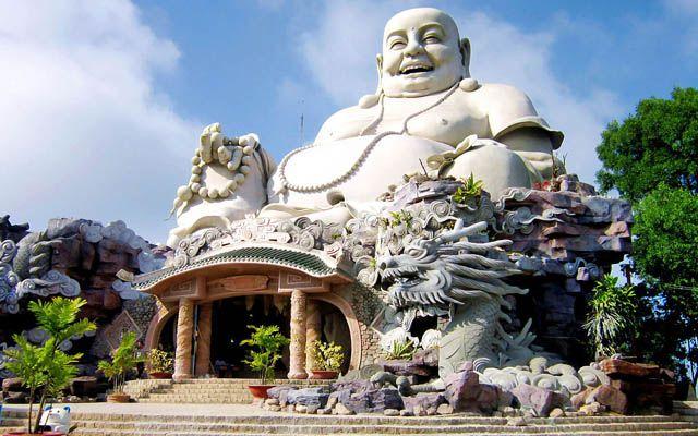 Chùa Phật Lớn - Tỉnh Lộ 948 ở An Giang