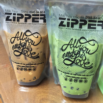 Trà Sữa Zipper - Lê Quang Định