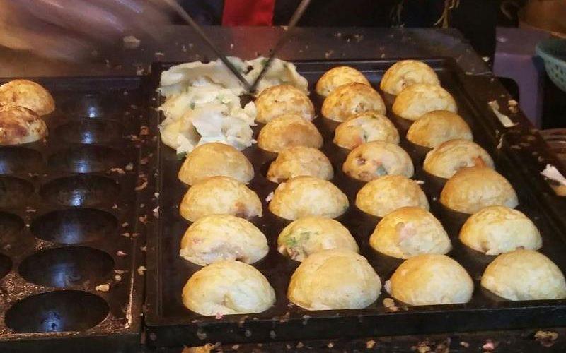 Takoyaki Tân Phước