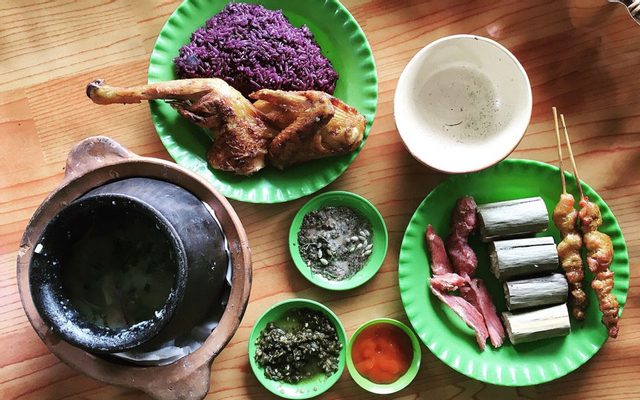 Liên Mút Quán - Ẩm Thực Tây Nguyên ở Lâm Đồng