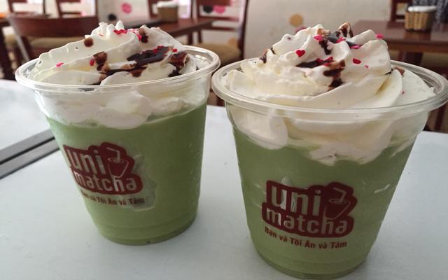 Uni Matcha - Chu Văn An ở Vĩnh Phúc