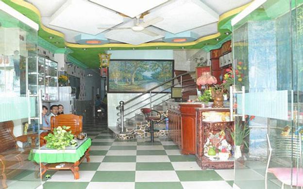 237 Thủ Khoa Huân, P. Phú Thủy Tp. Phan Thiết Bình Thuận