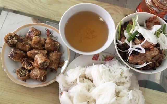 Bún Chả Nhà Thờ - Hai Bà Trưng ở Nam Định