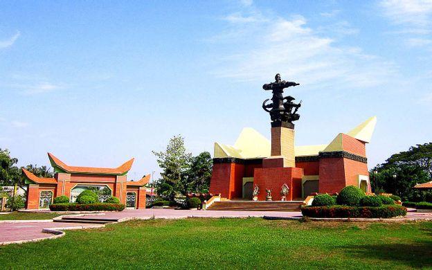 Tỉnh Lộ 864, Xã Kim Sơn Châu Thành Tiền Giang