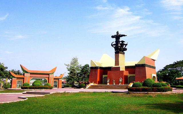 Khu Di Tích Rạch Gầm - Xoài Mút - Tỉnh Lộ 864 ở Tiền Giang