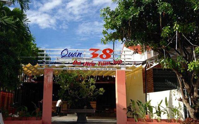 Quán 38 Đà Điểu Tắm Lửa ở Quảng Nam