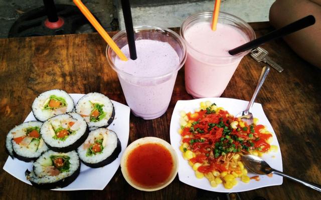 Ăn Vặt Panna Cotta ở Huế