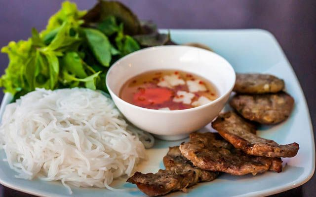 Image result for bún chả