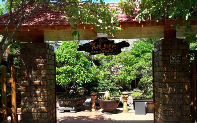 Thảo Uyên Cafe - Tăng Bạt Hổ ở Huế