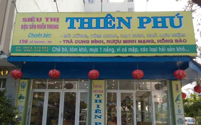 Siêu Thị Đặc Sản Miền Trung Thiên Phú - 198 Hồ Nghinh ở Đà Nẵng