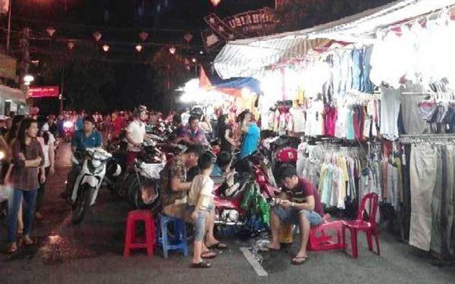 Chợ Đêm Ninh Kiều - Cần Thơ ở Cần Thơ
