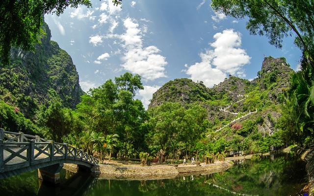 Hang Múa - Hoa Lư ở Ninh Bình