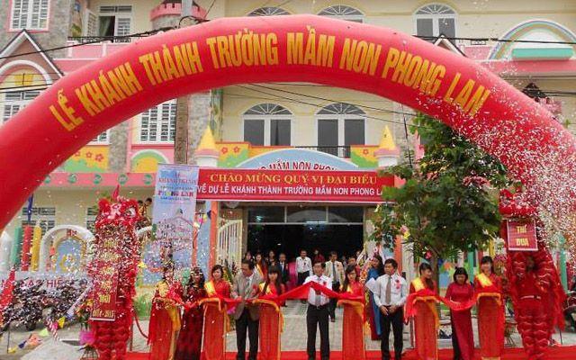 Mầm Non Phong Lan - Đinh Châu ở Đà Nẵng