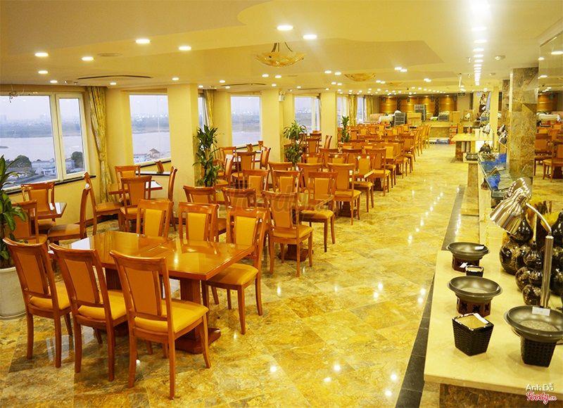 buffet hải sản ngon tại hà nội_Buffet Sen Việt