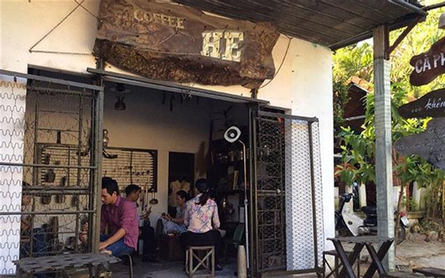 Hè Cafe - Lê Ngô Cát ở Huế