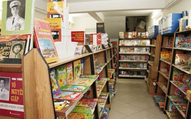 Nhà Sách Hồng Ân - Nguyễn Thị Minh Khai ở TP. HCM