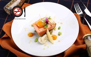 Salmonoid - Món Âu - Cao Bá Quát