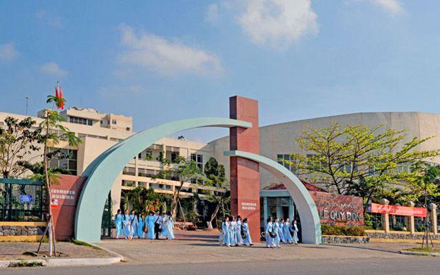 Trường THPT Lê Quý Đôn - Vũ Văn Dũng ở Đà Nẵng