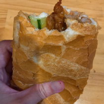 Bánh Mì Chả Cá - Bùi Thị Xuân